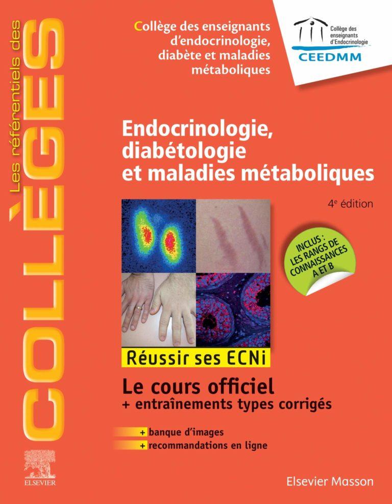 Référentiel Collège Endocrinologie, diabétologie et maladies métaboliques