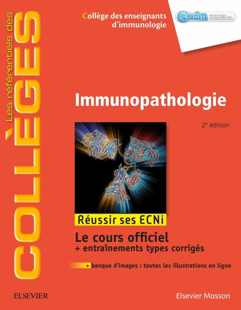 Référentiel Collège d'Immunopathologie