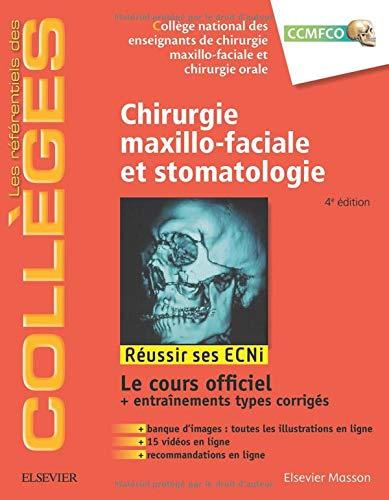 Référentiel Collège de Chirurgie maxillo-faciale et stomatologie