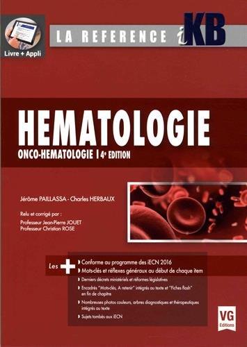 iKB Hématologie Onco-hématologie