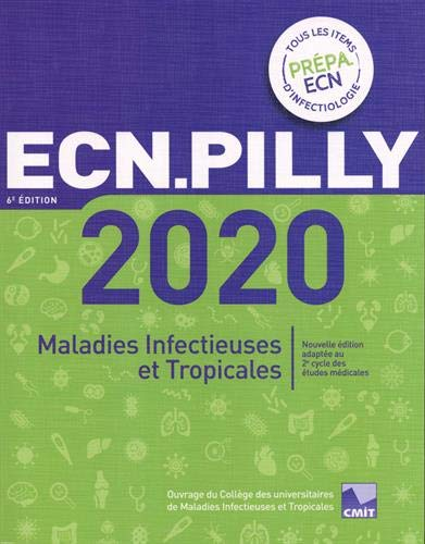 ECN PILLY 2020 Maladies Infectieuses et Tropicales