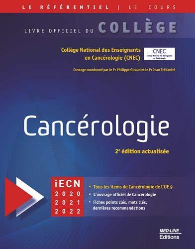 Référentiel collège de Cancérologie 2ème édition